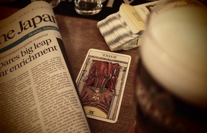 tarot de marseille complet pour divination maternité