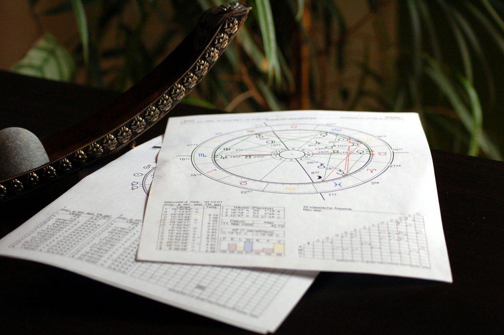 Voyance avec l'astrologie